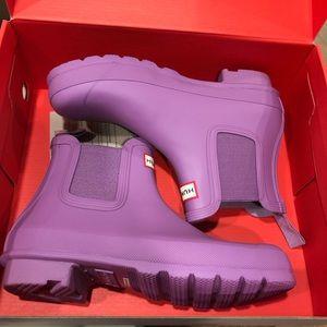 NWT Size 9 Hunter Original Waterproof Chelsea Boot